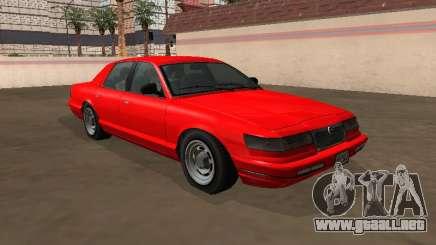 Gran Marqués de Mercurio (1994) para GTA San Andreas