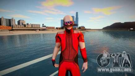 Dr Robotnik - Eggman v2 para GTA San Andreas