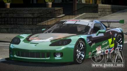 Chevrolet Corvette SP-R S3 para GTA 4
