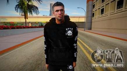 Sam Fisher (good skin) para GTA San Andreas