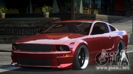 Ford Mustang SP Custom para GTA 4