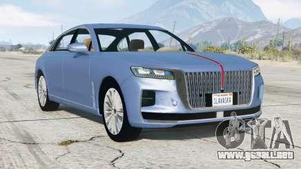 Hongqi H9 2020〡add-on para GTA 5