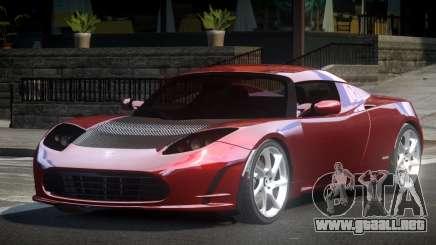 Tesla Roadster Sport para GTA 4