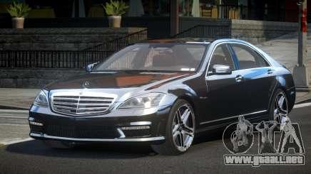 Mercedes-Benz S65 US para GTA 4