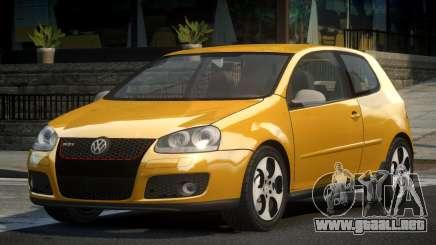 Volkswagen Golf GTI MK5 V2.0 para GTA 4