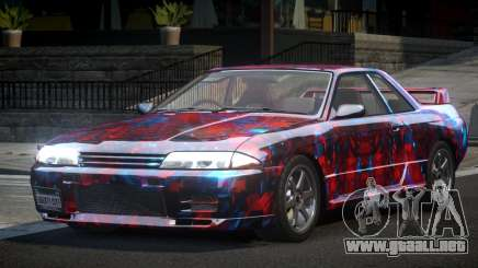Nissan Skyline R32 Urban L3 para GTA 4