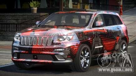 Jeep Grand Cherokee U-Style S8 para GTA 4