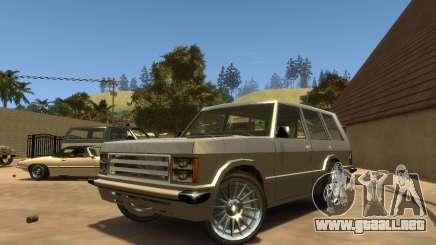 Huntley SA para GTA 4
