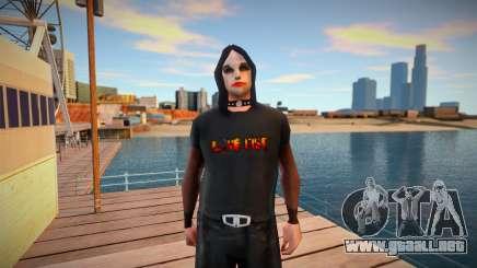 Goth Wmyst para GTA San Andreas