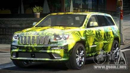 Jeep Grand Cherokee U-Style S6 para GTA 4