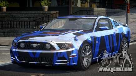 Ford Mustang GT BS-R L7 para GTA 4