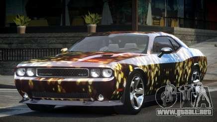 Dodge Challenger GS-R S4 para GTA 4