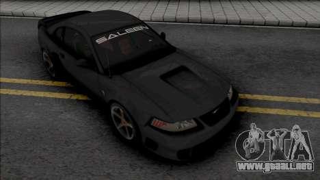 Saleen S281 [HQ] para GTA San Andreas