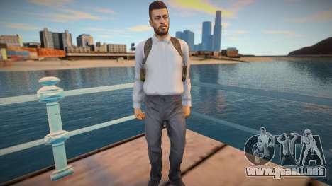 Intelligence agent para GTA San Andreas