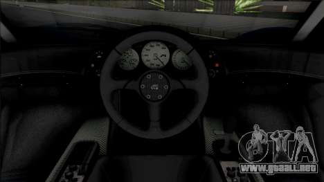 McLaren F1 Shift 2 Edition para GTA San Andreas