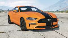 Ford Mustang GT Fastback 2018〡add-on v1.7b para GTA 5