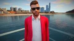 Young businessman from GTA V para GTA San Andreas