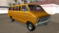 Dodge Sportsman B200 1972 Autobús v2