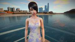 New Katie (nurgrl3) para GTA San Andreas