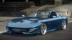 Mazda RX-7 U-Style para GTA 4