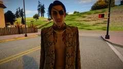 Goro Majima Origin - Yakuza 0 para GTA San Andreas