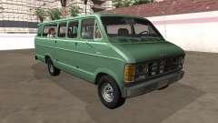 Dodge Ram 3500 1989 15 pasajeros