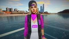 Female swag para GTA San Andreas