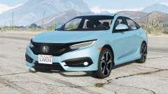 Honda Civic sedán (FC) 2016〡add-on para GTA 5