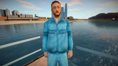 New omyst skin para GTA San Andreas