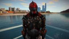 Saurian MK X para GTA San Andreas