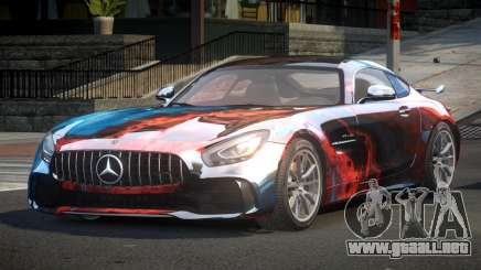 Mercedes-Benz AMG GT Qz S10 para GTA 4