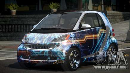 Smart ForTwo GS-U S3 para GTA 4