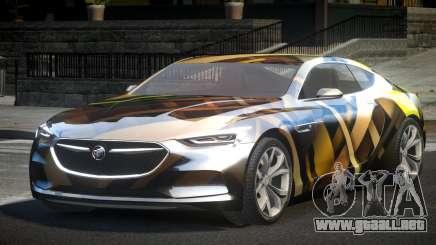 Buick Avista PSI-S S6 para GTA 4