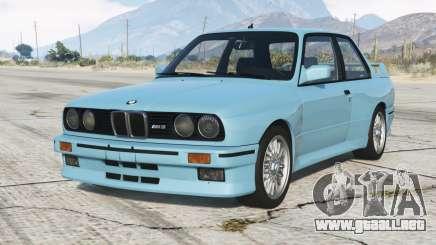 BMW M3 (E30) 1991〡add-on v1.2 para GTA 5