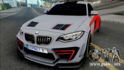 BMW M2 04Works para GTA San Andreas