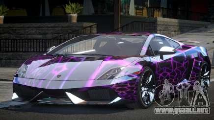 Lamborghini Gallardo LP570 U-Style S4 para GTA 4