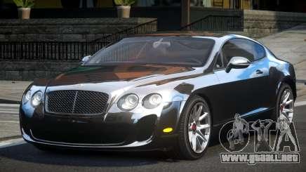 Bentley Continental BS Drift para GTA 4