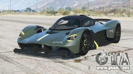 Aston Martin Valkyrie AMR Track Performance Pack〡add-on para GTA 5