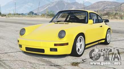 Ruf CTR Yellowbird 1987 para GTA 5