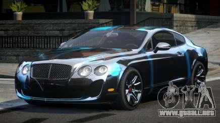 Bentley Continental BS Drift L1 para GTA 4