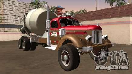 164 Cemento Zil para GTA San Andreas