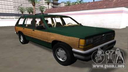 Ford Explorer 1994 Woodside para GTA San Andreas