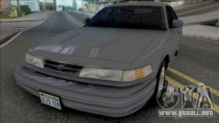 Ford Crown Victoria LX 1996 para GTA San Andreas