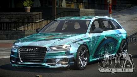 Audi B9 RS4 S3 para GTA 4
