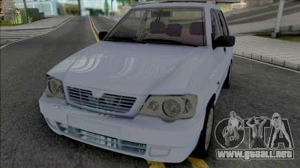 Saipa 111 SE para GTA San Andreas