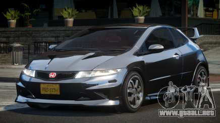 Honda Civic PSI-U para GTA 4