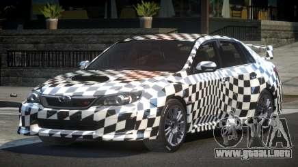 Subaru Impreza US S2 para GTA 4