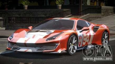 Ferrari 488 GT L9 para GTA 4