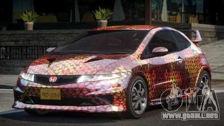 Honda Civic PSI-U L4 para GTA 4