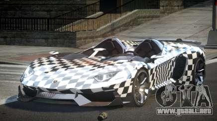 Lamborghini Aventador SP-S S4 para GTA 4